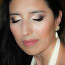 1St Wedding Anniversary Make-Up