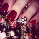 3d Fall Nails