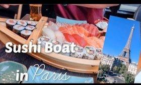 LONDON TO PARIS | PARIS HOTEL ROOM TOUR