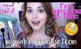 My Makeup Brush: Review, First Impressions & Demo