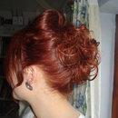 Hair Up Look