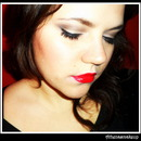 Pin up Classic make up..