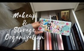 Makeup Collection & Storage | Part. 1
