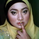 My Yellow Black Hijab