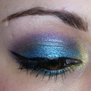 Urban Decay Vice Palette Look #2