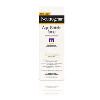 Neutrogena Age Shield Face Sunblock Lotion SPF 55