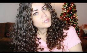 My Curly/Wavy Hair Routine
