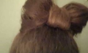 Hair Bow (Lady Gaga Inspired)