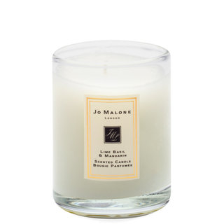 Lime Basil & Mandarin Scented Candle 60g Travel