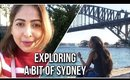 Another Random Vlog | Grocery Shopping & Exploring Little bit of Sydney | Stacey Castanha