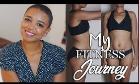 MY FITNESS JOURNEY   changing my mindset, my goals, & my current plan!
