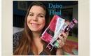 Daiso Haul $ Japanese Dollar Store $