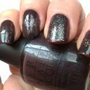 OPI-I brake for manicures & glitter.