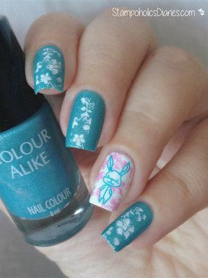 http://stampoholicsdiaries.com/2015/07/12/bunny-nails-with-colour-alike-essence-moyou-jolifin-konad-dance-legend/
