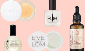 10 Cuticle-Savers We Can't Live Without