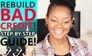 Best Ways to Build Credit in 2016  | Step by Step Guide! #fixit