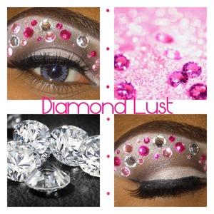 Inspired by Charlotte A. http://www.beautylish.com/f/grapgz/shine-bright-like-a-diamond#_=_
