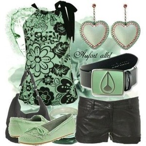 Cute green my fav color