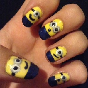 Despicable me minions, seen on Pinterest