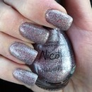 Nicole by OPI All is glam, all is bright