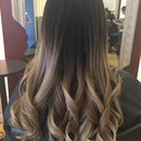 My new hair color Balayage