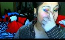 "LGBT ""Day Of Silence"" 4/15/11 makeup tutorial (part 2/2)"