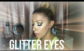 Glitter Eyes   Makeup Tutorial