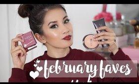 February Favorites ❤ Beauty & Skincare | OFRA, Benefit, Jouer, Makeup Forever
