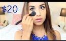 $20 Makeup Challenge + Contest winners!