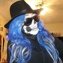 Blue Hip Zombie