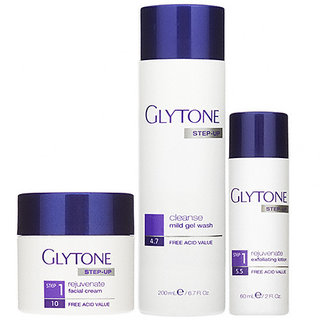 Glytone Normal to Dry Skin System Kit 1 (3 piece)