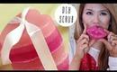 DIY & $200 Sephora Giveaway| Ombre Facial/Body Scrub Soap