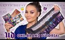 ONE BRAND TUTORIAL - URBAN DECAY | Maryam Maquillage