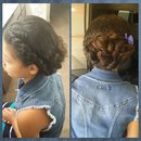 Updo Look For Hot Days