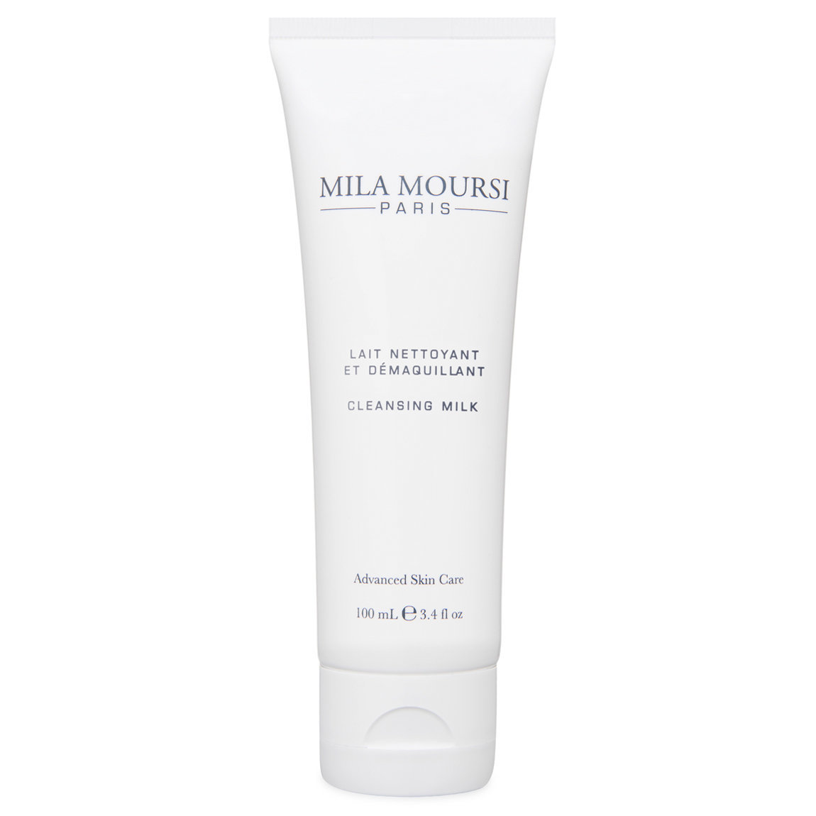 Mila Moursi Cleansing Milk 100 ml product swatch.