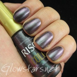 Read the blog post at http://glowstars.net/lacquer-obsession/2014/10/saturday-swatch-risque-color-effect-besouro/