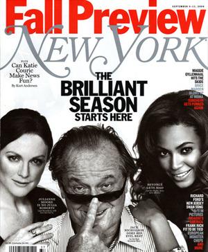 Beyonc'e - New York Magazine