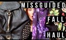 Missguided (Try On) Haul -  Fall 2014