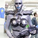 "Gender Bent Batman Villains ""Mr.Freeze"""
