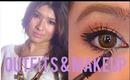 StyleScoop - Triple Winged Tutorial & Modern Hippie Chic Looks (New Style Bio Series)