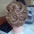 Bridal Updo 4