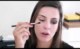 Maquiagem | Olho preto para Iniciantes 2