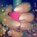 my nails today (: