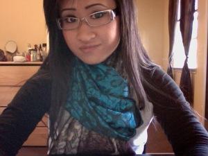 my new scarf =]