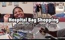 Hospital Bag Shopping (Labor and Delivery Prep) [#4- Season 3]