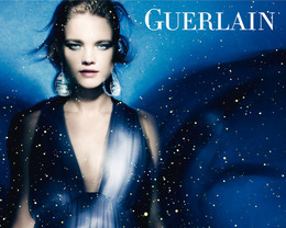 "Guerlain Holiday 2011 Makeup: ""Belle de Nuit"""