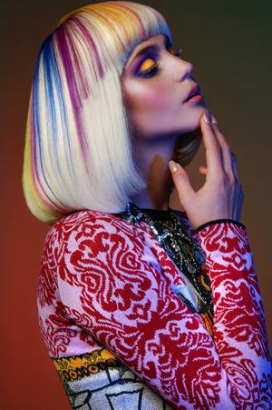 Photographer: Tony Veloz Stylist: Oksana Anel Makeup artist: Dana Delaney Hair stylist: Jessica Kidd Manicurist: Angel Williams <---- @AngelNailsIt