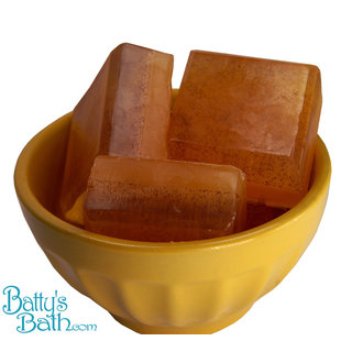 Batty's Bath Patchouli and Grapefruit Essential Oil Facial Soap