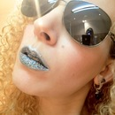 Holographic Space-age lips!
