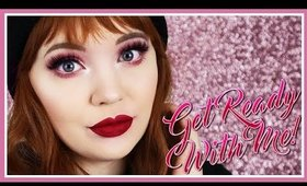 Get Ready With Me! Wearable Valentine's Day Look